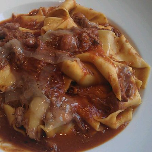Papardelle With Short Rib Ragu - 5 and Diamond, New York, NY