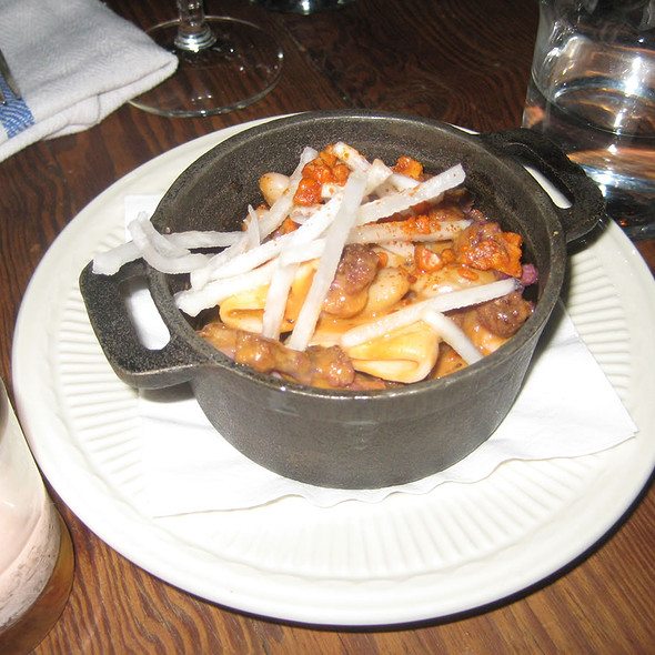 Local Squid Stew - Vinegar Hill House, Brooklyn, NY