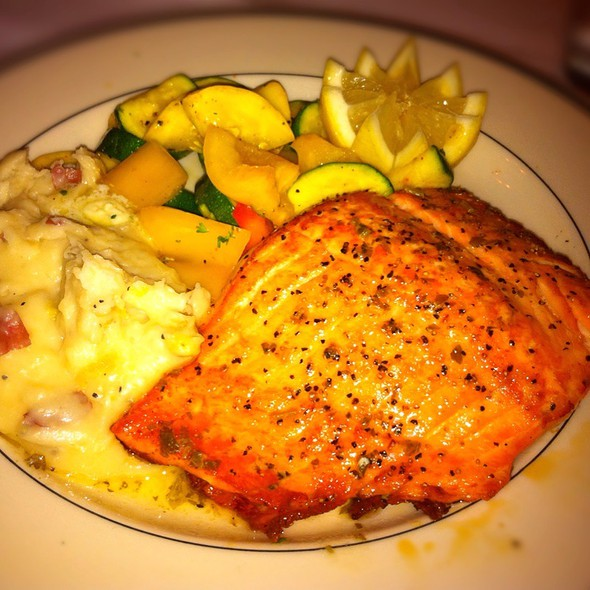 Grilled Salmon - Texas, Richardson, TX
