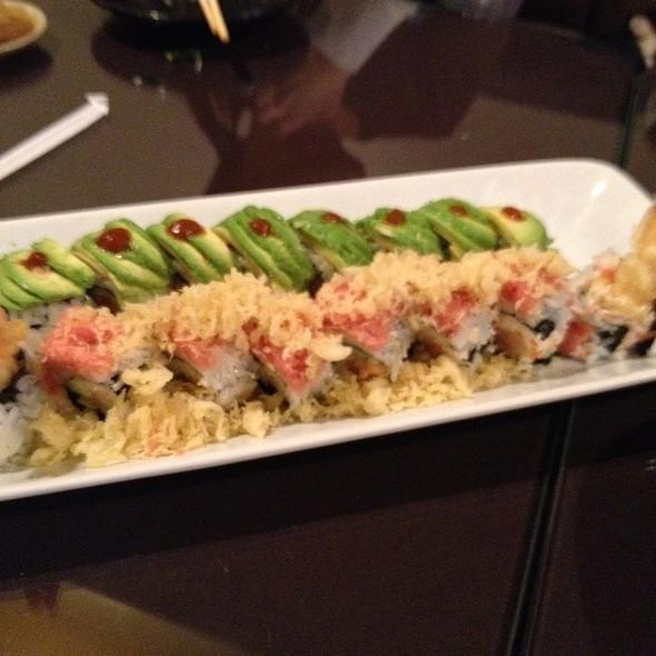 Southwest Roll; Pasadena Roll - KiYEMON Ramen Japanese Cuisine, Pasadena, CA