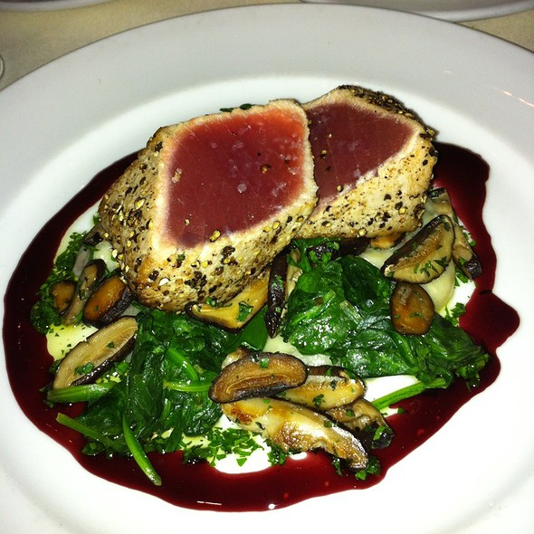 Tuna - MK The Restaurant, Chicago, IL