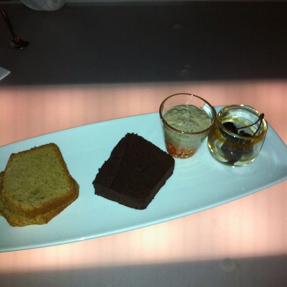 Chocolate Terrine - Reserve Wine & Food, Grand Rapids, MI