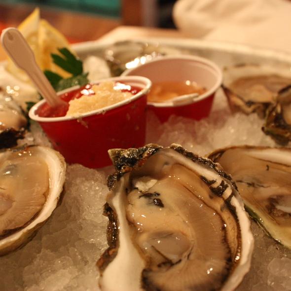 Fresh Oysters - Summer Shack, Boston, MA