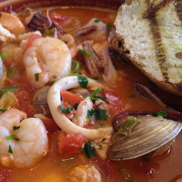 Zuppa Di Pesce - Café Sapori, West Palm Beach, FL