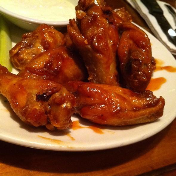 Maple Chipotle Wings - Windjammer Restaurant, South Burlington, VT