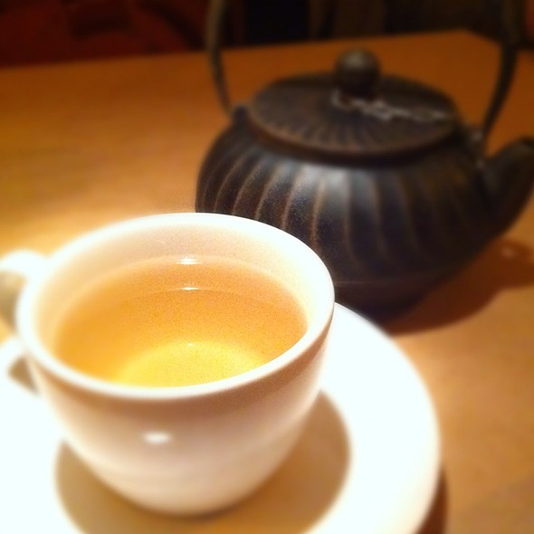 Tea - Passionfish, Pacific Grove, CA