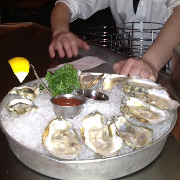 Oysters - Oceanaire Seafood Room - Baltimore, Baltimore, MD