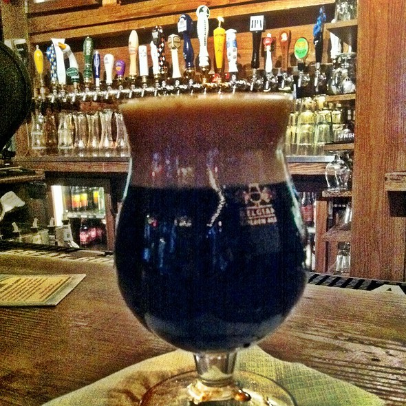 Brooklyn Chocolate Stout - The Half Pint, New York, NY