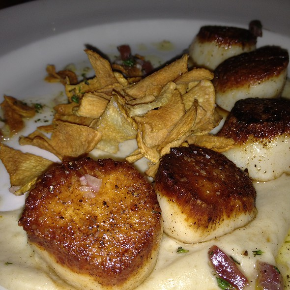 Scallops   The Kitchen | Boulder, Boulder, CO