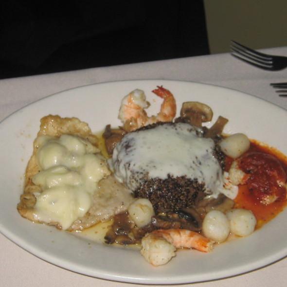 Veal - Vincente's Restaurant, Wilmington, DE