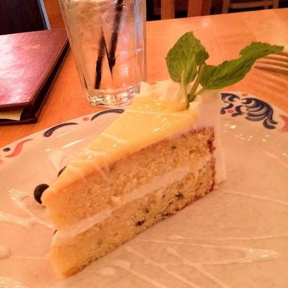 Lemon Rosemary Cake - Chez Zee, Austin, TX