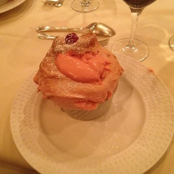 Raspberry Souffle - La Bergerie, Alexandria, VA