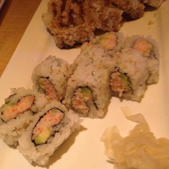 Various Sushi Rolls - Kona Grill - Richmond, Glen Allen, VA