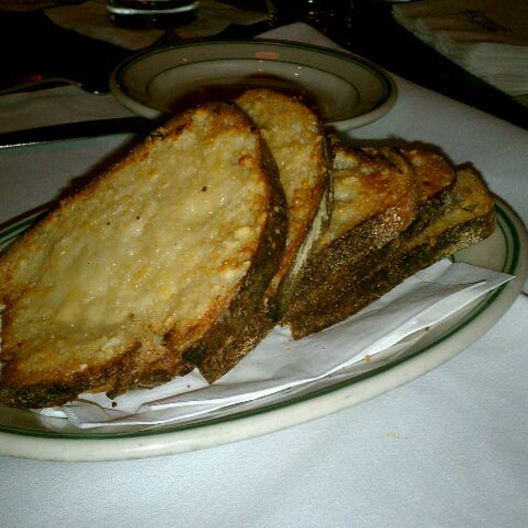 Garlic Cheese Bread - The Grill on Hollywood, Hollywood, CA