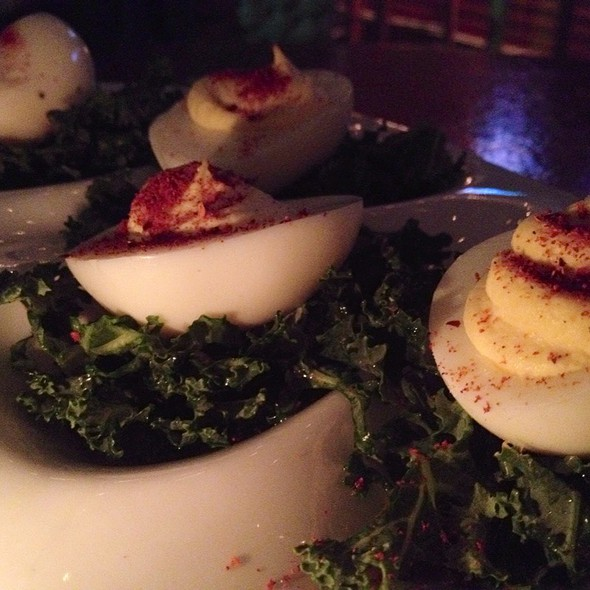 Deviled Eggs - Napa Valley Grille - Westwood, Los Angeles, CA