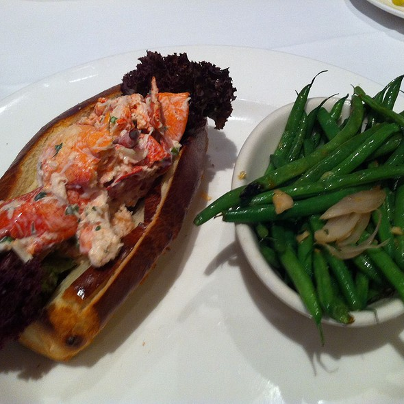 lobster roll - The Capital Grille - Palm Beach Gardens, Palm Beach Gardens, FL