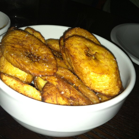 Sweet Plantains - Empellon Taqueria, New York, NY