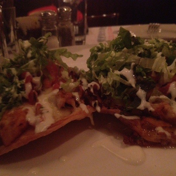 Tavern Tostada - Tavern on Jane, New York, NY