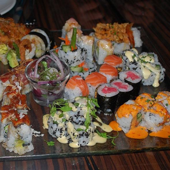 Sushi - Buddha Sky Bar, Delray Beach, FL