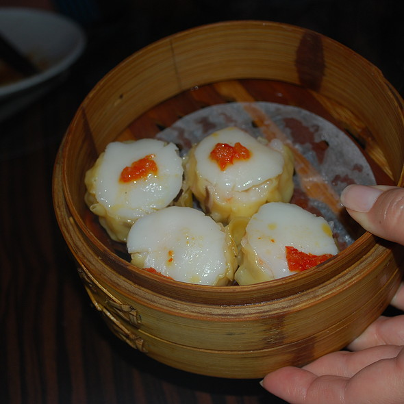 Shrimp and Scallop Shu Mai - Buddha Sky Bar, Delray Beach, FL