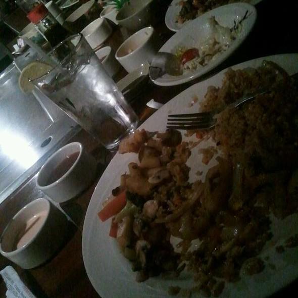 Hibachi - Otani Steak and Seafood, Virginia Beach, VA