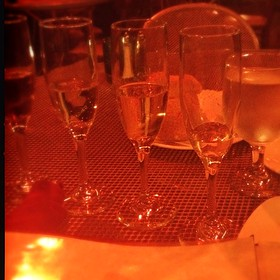 Sparkling Wine Flight - Ibiza Tapas Restaurant & Wine Bar, Pittsburgh, PA
