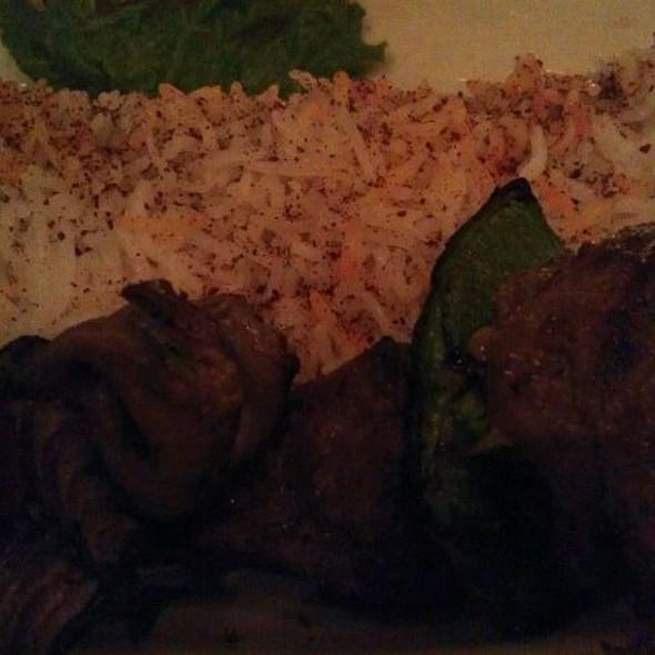 Shish Kabab - Pars Cuisine, Albuquerque, NM