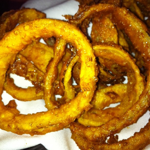 Onion Rings - Ringside Grill - Glendoveer, Portland, OR