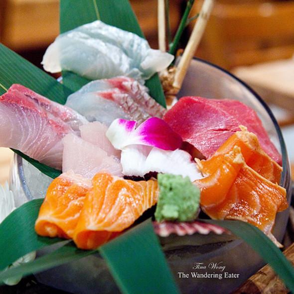 Chef's Choice Special Sashimi - Arami, Chicago, IL