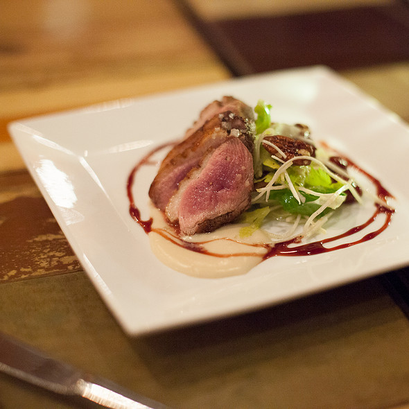 Seared Duck Breast  - Thirsty Bear, San Francisco, CA