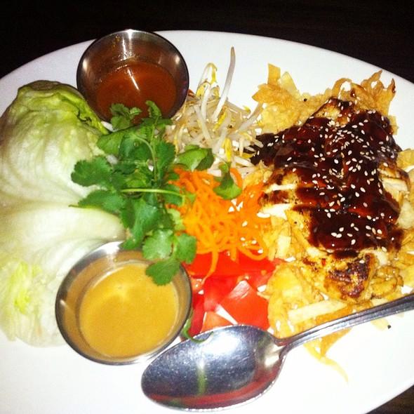 Chicken Lettuce Wraps - JT Schmid's Restaurant & Brewery - Tustin, Tustin, CA