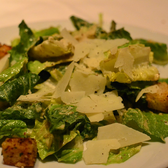 Caesar Salad - Fleming's Steakhouse - Richmond, Richmond, VA