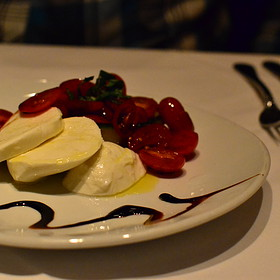 Fresh Mozzarella And Tomato Salad - Fleming's Steakhouse - Richmond, Richmond, VA