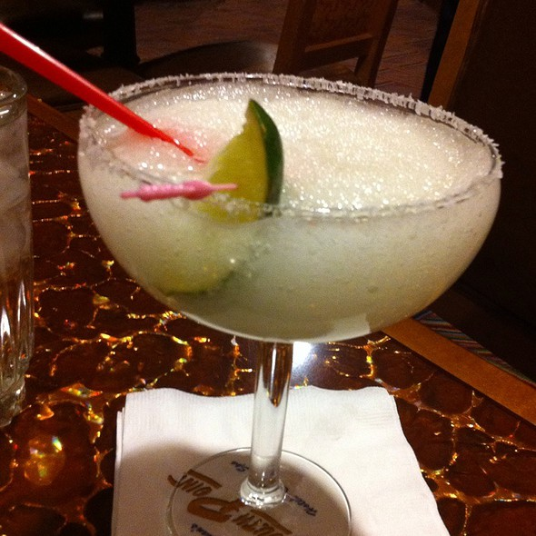 Frozen Margarita - Baja Miguel's - South Point Casino, Las Vegas, NV