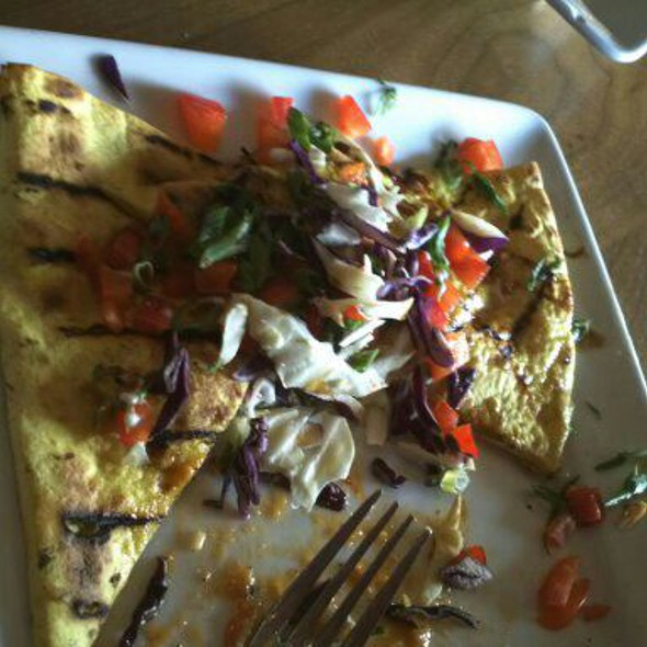 Smoked Salmon Quesadilla - Venti's Cafe & Taphouse, Salem, OR