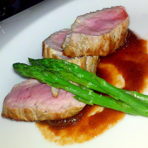 Pork Tenderloin - 310 Park South, Winter Park, FL