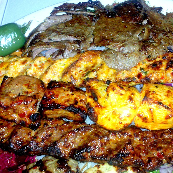 Mixed Grill - Bosphorous Turkish Cuisine - Winter Park, Winter Park, FL