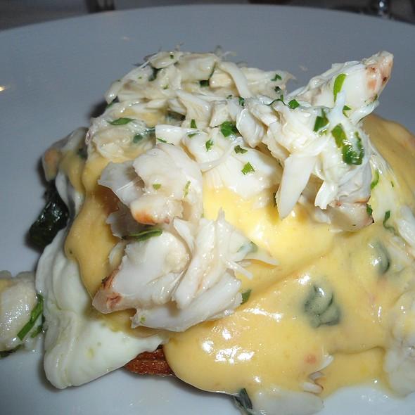 Crab Benedict - Café Boulud Palm Beach, Palm Beach, FL