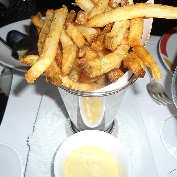 Moules Frites - Café Boulud Palm Beach, Palm Beach, FL
