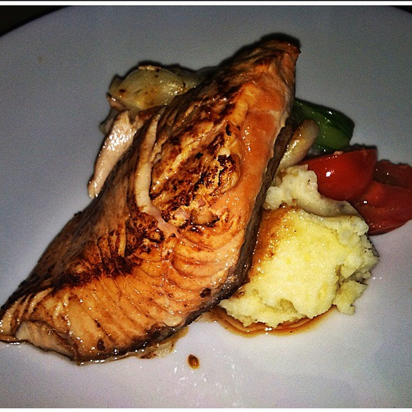 Atlantic Salmon - BOE Restaurant & Bar, Washington, DC
