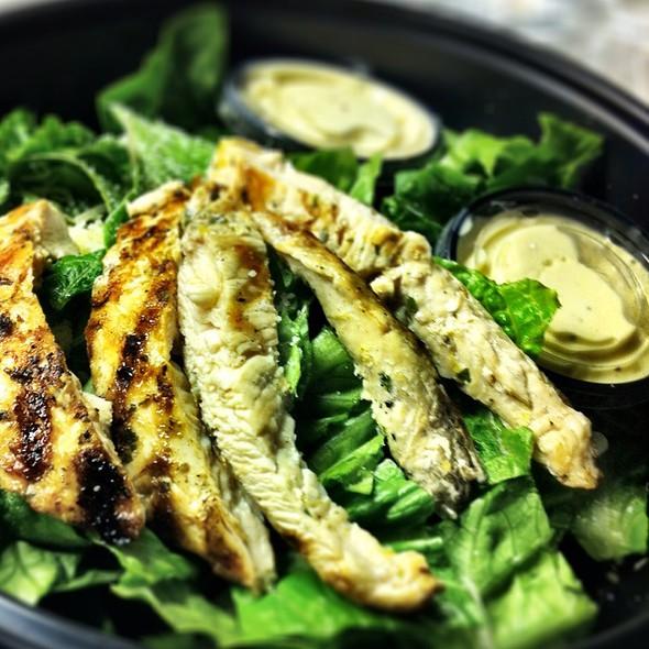 Chicken Caesar Salad - Mitchell's Fish Market - Birmingham, Birmingham, MI