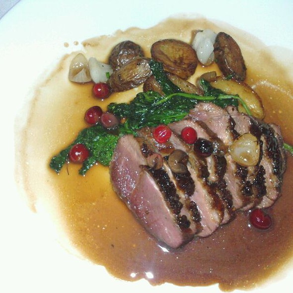 Duck Breast - Naha, Chicago, IL