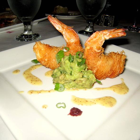 shrimp appetizer - The Perfect Caper, Punta Gorda, FL