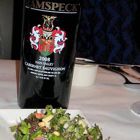 Kale Salad - The Perfect Caper, Punta Gorda, FL