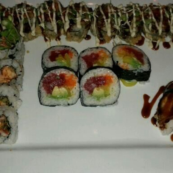 Sushi - Drunken Fish - Power & Light District, Kansas City, MO