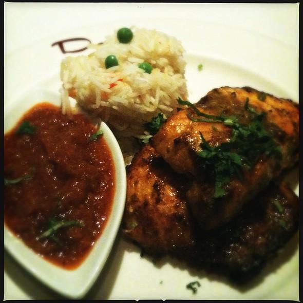 Tandoori Salmon - 2 Darbar Grill, New York, NY