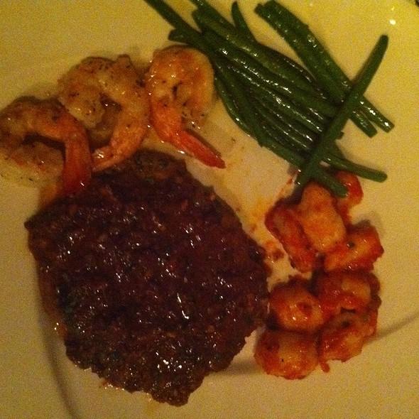 Bistro Steak Medallions - Ferrari's Italian Villa, Grapevine, TX
