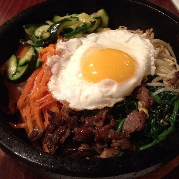 Dolsot Bibimbap - Mandu - 18th Street, Washington, DC