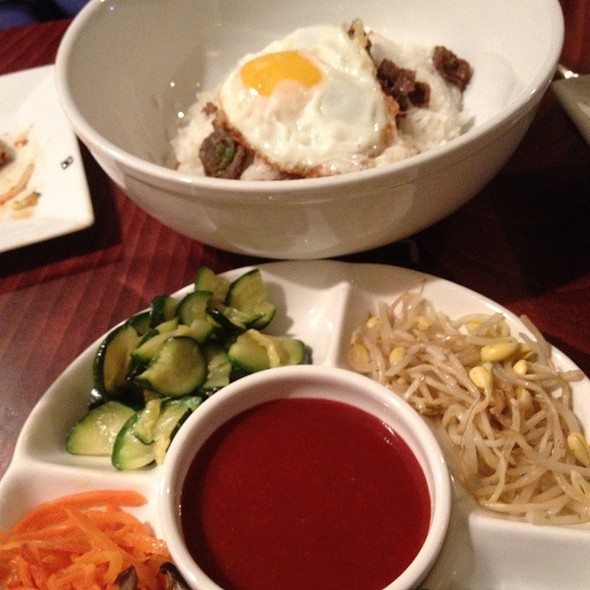 Bi Bim Bap - Mandu - 18th Street, Washington, DC