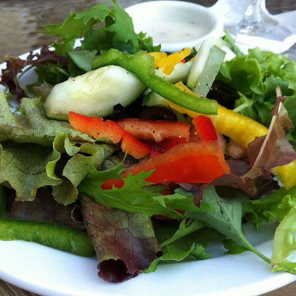 House Salad - Naupaka Terrace, Lihue, HI
